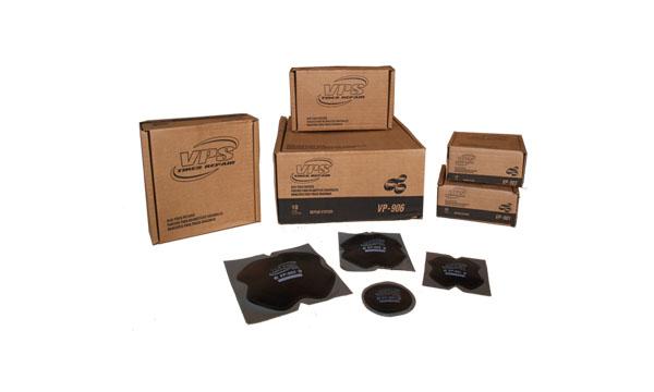 Bias-Ply Repair Units