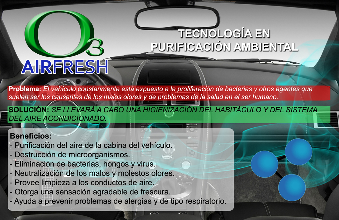 Boletin Air Fresh Tiro HD Generico